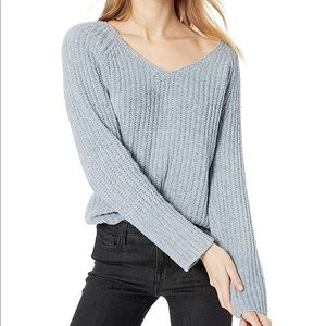 New Lucky Brand Oversized Chenille Sweater Small